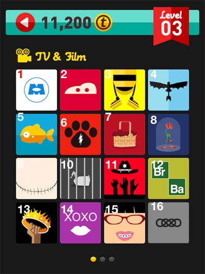 Icon Pop Quiz Answers Tv Film Level 3 Icon Pop Answers