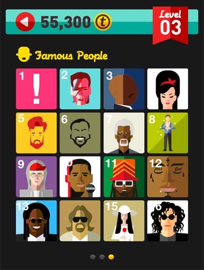 icon pop quiz answers level 3
