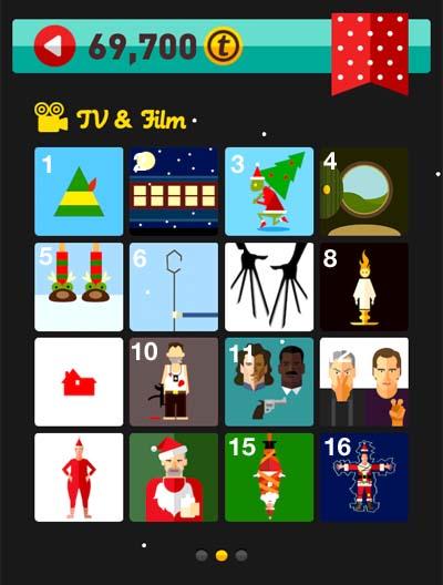 icon pop quiz answers holiday season