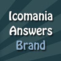 icomania answers brand