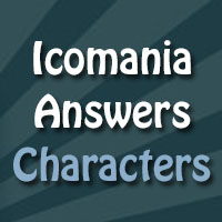 icomania answers characters