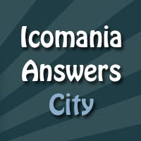 icomania answers city