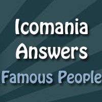 icomania answers famous people
