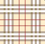 A British pattern   The answer is: Burberry