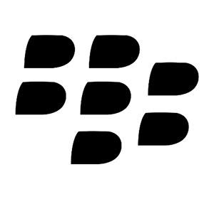 Seven black dots.