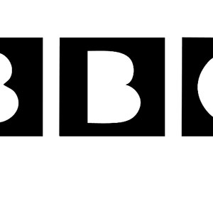 The Block letters B, B, and C.