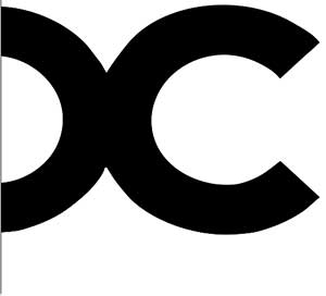 The Letter O and C.