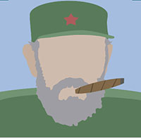 IcoMania Answers Fidel Castro