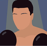 IcoMania Answers Muhammad Ali