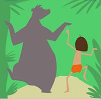 IcoMania Answers Jungle Book