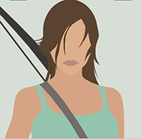 IcoMania Answers Lara Croft