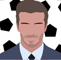 IcoMania Answers David Beckham