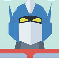 IcoMania Answers Optimus Prime