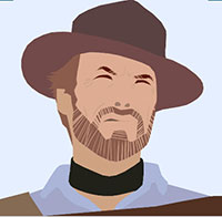 IcoMania Answers Clint Eastwood