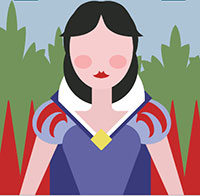 IcoMania Answers Snow White