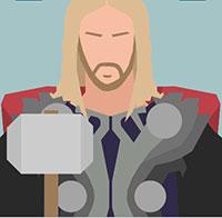 IcoMania Answers Thor