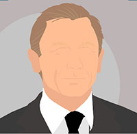 IcoMania Answers Daniel Craig