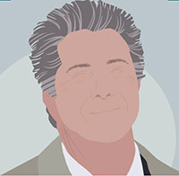 IcoMania Answers Dustin Hoffman