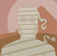 IcoMania Answers The Mummy