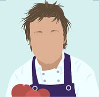 IcoMania Answers Jamie Oliver