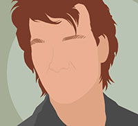 IcoMania Answers Patrcik Swayze