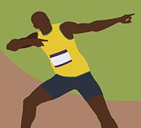 IcoMania Answers Usain Bolt