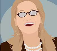 IcoMania Answers Meryl Streep