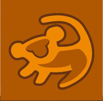 Lion King Symbol
