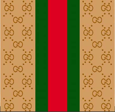 the gallery for gt gucci stripe background