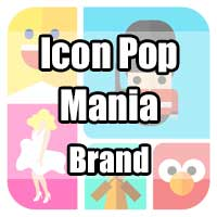 icon pop mania answers brand