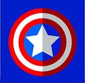 IcoMania Answers Captain America