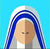 IcoMania Answers Mother Teresa