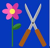 Icon Pop Word Answers Activity Level 1 Gardening