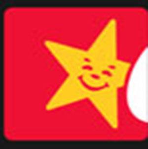 A gold star.