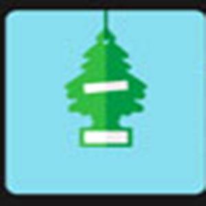 A green tree.