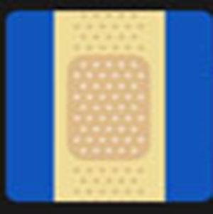 A Band-Aid .