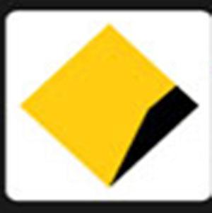 A yellow square.