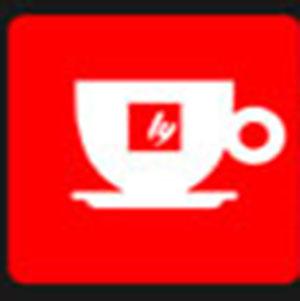 An espresso cup .