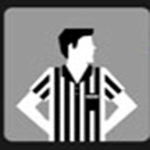A referee .
