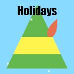 icon pop quiz holiday season