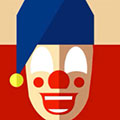 Icon Pop QuizClown Doll